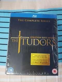 Tudors Season 1 - 4   12 discs