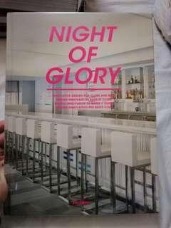 Nught of Glory Club and Bar Design Architecture Interior Book