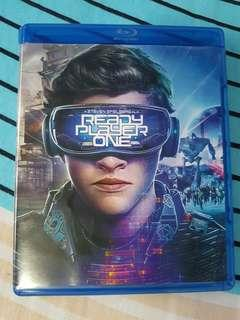 Ready Player One Bluray and dvd  combo