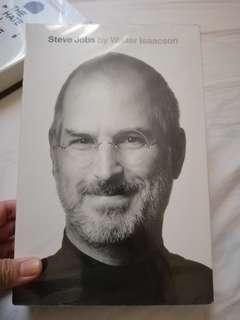 Steve Jobs Book by Walter Isaacson