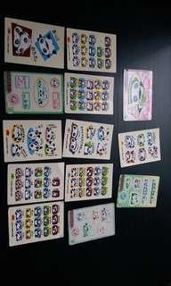 Sanrio San-X 趴地熊 貼紙 13張 包郵