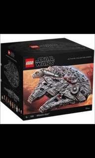 In Stock* Lego 75192 Star Wars UCS Millennium Falcon