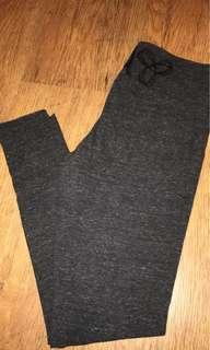 TNA xs grey leggings