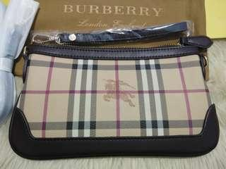 Burberry Sling Bag with Dustbag and Paperbag