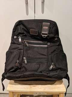 TUMI Alpha Bravo bagpack in Brown