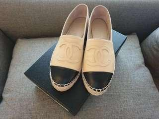 Brand New Chanel Espadrilles