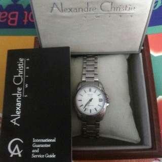 Alexsandre christie