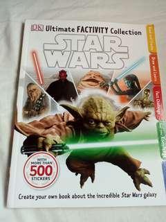 Dc Starwars Factivity Collection