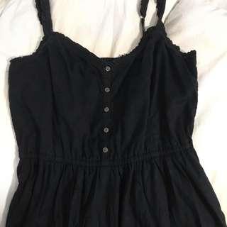 Hollister Navy Blue summer dress