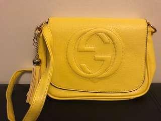 Gucci soho purse