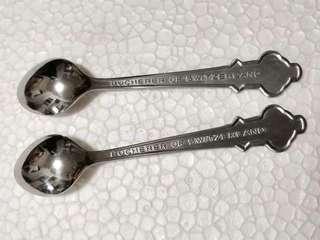 Rolex Spoon - Lucerne Bucherer Of Switzerland X 1 Rolex Spoon - Geneve Bucherer Of Switzerland X 1!