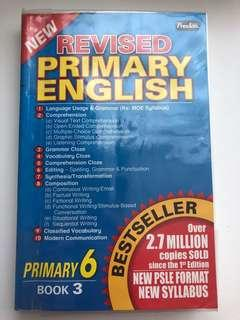 P6 Revised Pri English Book 3