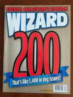 Wizard #200 (2008)