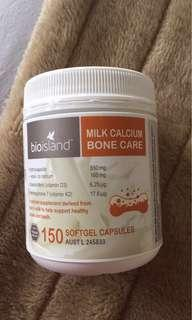 BioIsland milk Calcium Bone Care
