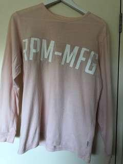 Long sleeved RPM shirt