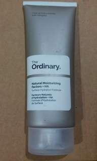 The Ordinary Natural Moisturizing Factors + HA SAMPLE SIZE 5G