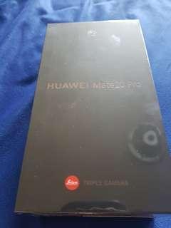 WTS HUAWEI Mate20 Pro Twilight