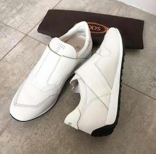 CHEAP:Tods men white sneaker
