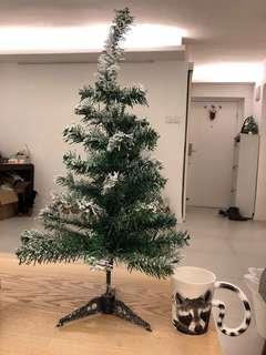 聖誕樹 小型 mini Christmas Tree 65cm