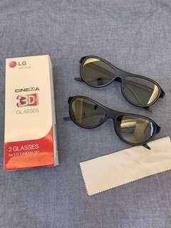 3D Glasses LG