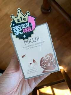 MKUP real complexion cream 30ml