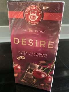 Chocolate and Cherry fruit tea