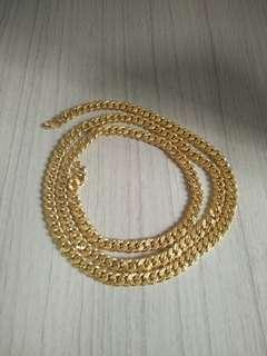 916 Gold chain...$800 fast deal. Brand New item