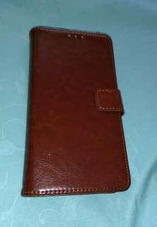 Lenovo Vibe P2 Leather Case With 3 Card Holder