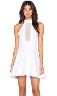 Kendall plus Kylie open back dress
