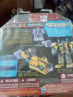 Transformers Power Core Combiners Sledge