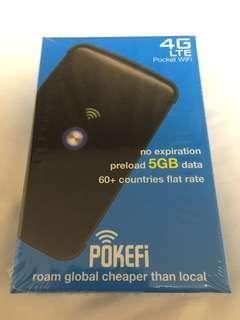 全新包順豐 Smartgo Pokefi Pocket Wifi 蛋