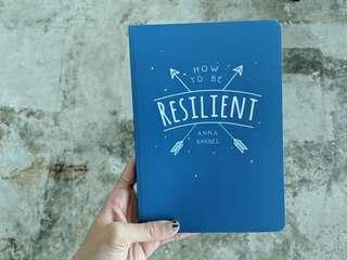 🚚 Anna Barnes How to be resilient