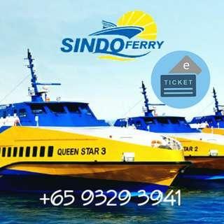 Sindo Ferry Ticket Batam/Tanjung Pinang