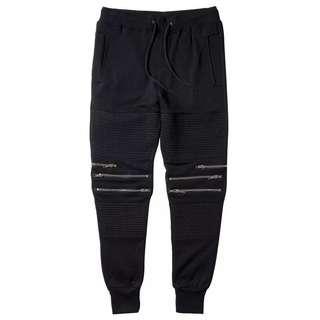 🇺🇸歐美Streetwear彈性束腳褲