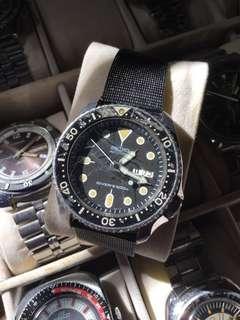 Vintage SEIKO 200m Diver automatic watch