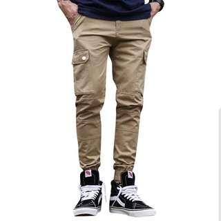 🇺🇸歐美Streetwear多口袋工裝褲