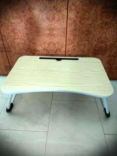 Laptop table.