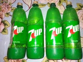 Vintage 7up bottle