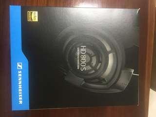 SENNHEISER HEADPHONE HD 800S