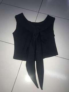Crop black