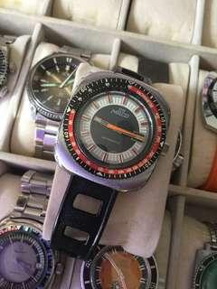 Vintage nelco automatic watch