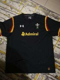 Wales Rugby Jersey 2015