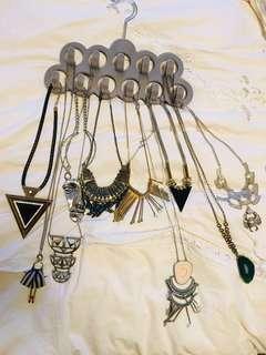 Necklaces $3 each