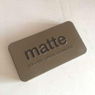 BYS MATYE ON THE GO NUDE PALETTE