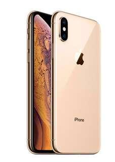 Brand New iphone XS Max Gold (512gb), Sealed
