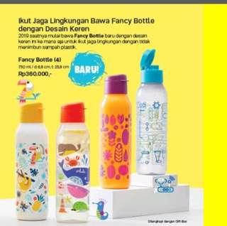 Botol lucu tupperware