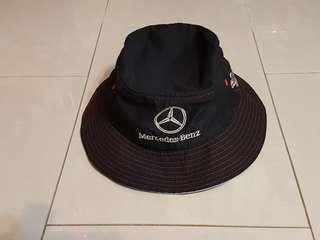 Mercedes Hat Cap