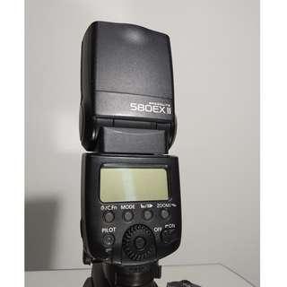 Canon 580EXii Flashlight Speedlite Flash