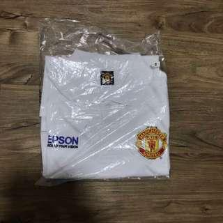 Manchester United Polo Tee