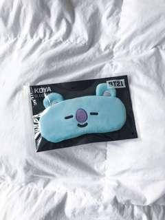 BT21 Koya Sleep Mask